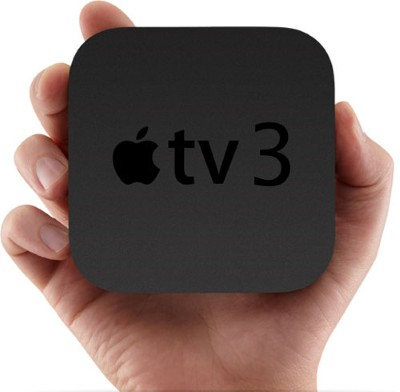 Apple TV HD media player generatia 3 negru