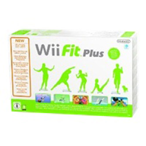 Fit-plus cu balace board nintendo wii