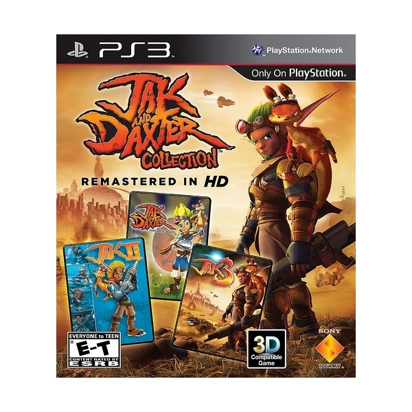 Jak & Daxter Collection Pentru Ps3