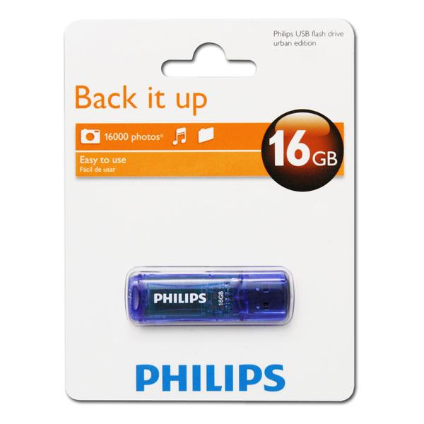 Philips Stick USB 2.0 16GB