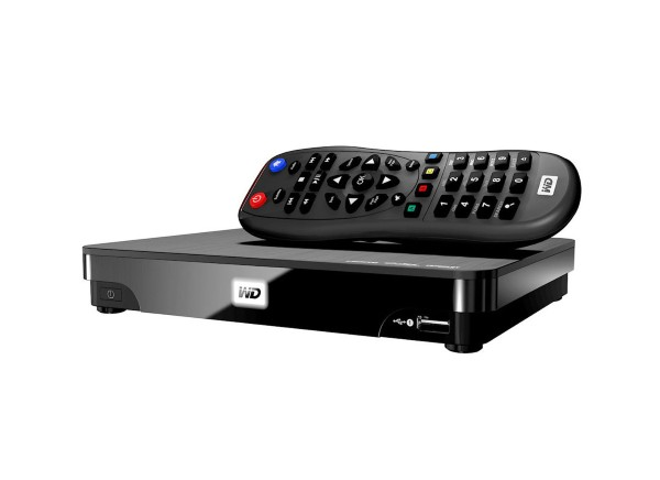 TV WD Live HD hub Media Player FullHD