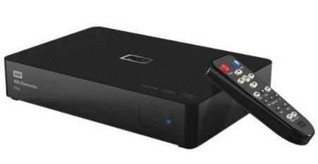 WD Elements Play Multimedia Drive Full HD WDBNLC0010HBK